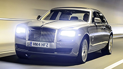 Location Rolls Royce Phantom