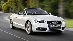 Location Audi A5 Cabriolet