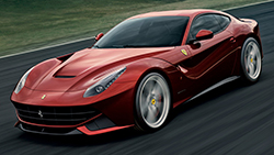Location Ferrari F12 Berlinetta