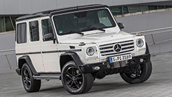 Location Mercedes Classe G 500
