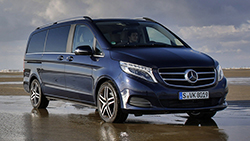 Location Mercedes Classe V 220
