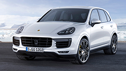 Location Porsche Cayenne Turbo S