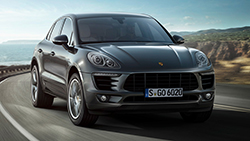 Location Porsche Macan D